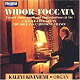 Widor - Toccata & other French organ music