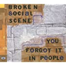 YOU FORGOT IT IN PEOPLE(reissue)