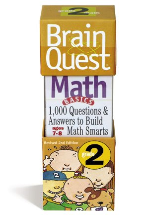 Brain Quest Math: Grade 2