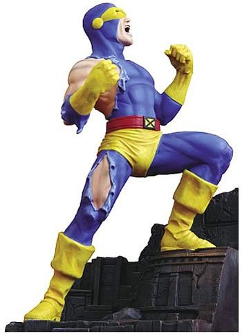 Picture of Diamond Comics X-Men Dark Phoenix Saga Cyclops Medium Statue Figure (B000GPWOF8) (X-Men Action Figures)