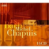 Bach: The Organ Works (Complete) - Michel Chapuis