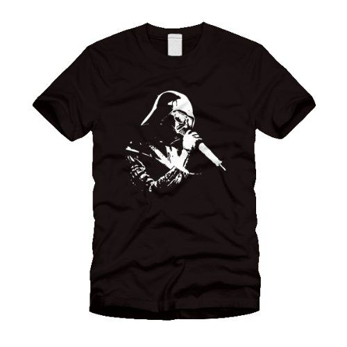 MC Darth Vader - Starwars - Mens Black T-Shirt