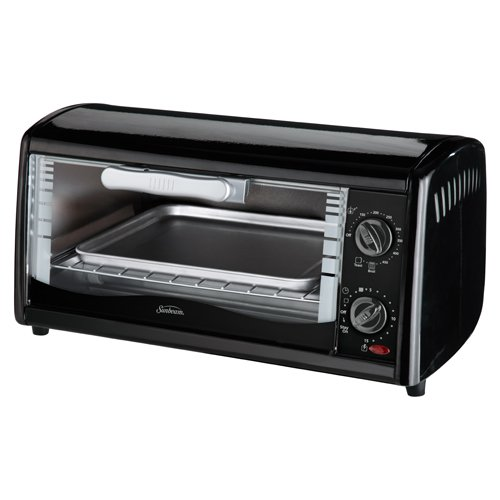 Sunbeam 6199B 4-Slice Toaster Oven, Top Price