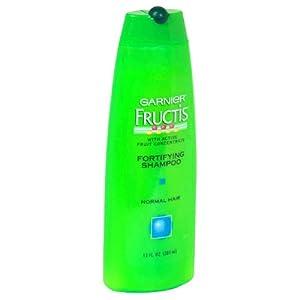 Garnier Fructis Fortifying Shampoo, Normal Hair, 13-Ounce Bottles (Pack of 6)