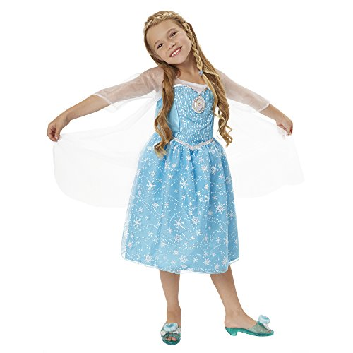 Disney Frozen Elsa Musical Light Up Dress 0039897807713