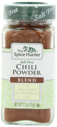 The Spice Hunter Chili Powder Blend, 1.1-Ounce Jar (Chili Spice Blend compare prices)