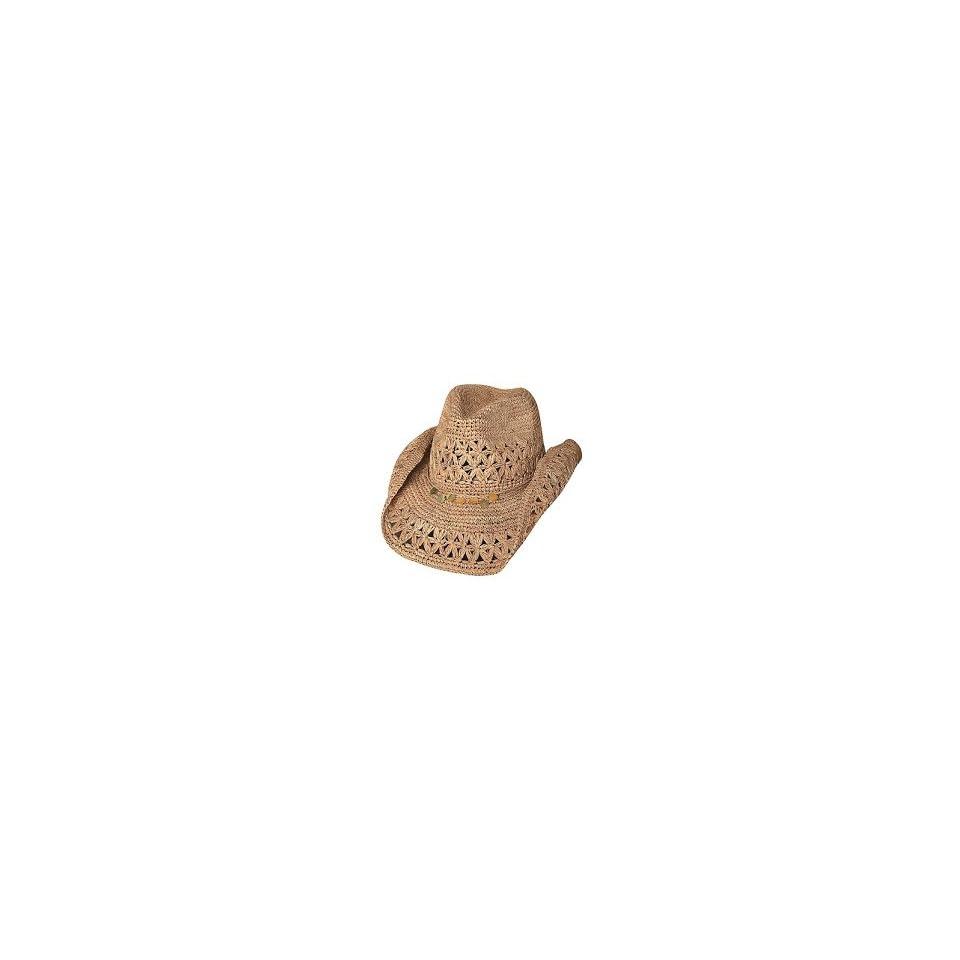 d1424fcc4ec Bullhide Sea Dream Raffia Straw Cowboy Hat on PopScreen