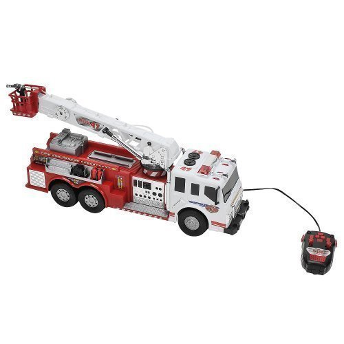 Fast Lane 21 Inch Remote Control Fire Truck by ckie Toys by ckie Toys