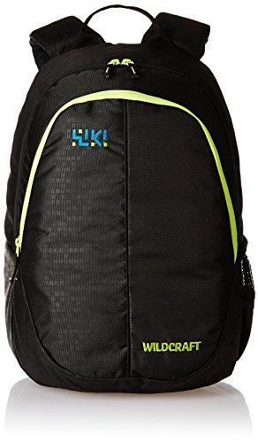 Wildcraft-Bricks-1-Black-Backpack