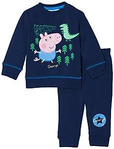 Peppa Pig Nh5301.I06 - Chándal con manga larga para bebés
