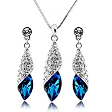 buy Fashion Jewelry Jewelry Crystal Jewelry Crystal Set Sea Of Thoughts Desert Light