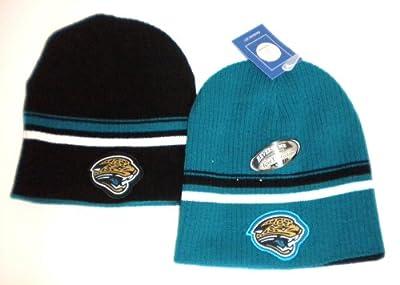 Jacksonville Jaguars Reebok Reversible Knit Beanie
