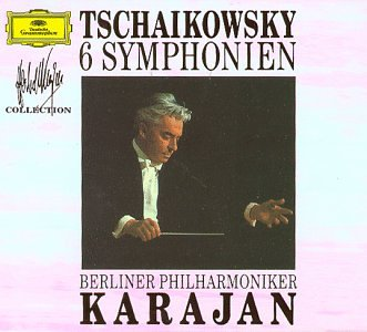 Berlin - Tchaikovsky: Complete Symphonies (1-6) [4 disc set] - Zortam Music