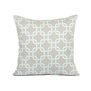 Powder Blue Decorative Pillows : Amazon.com: 18