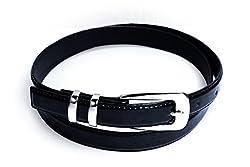 Contra Belt Lub Croco Black