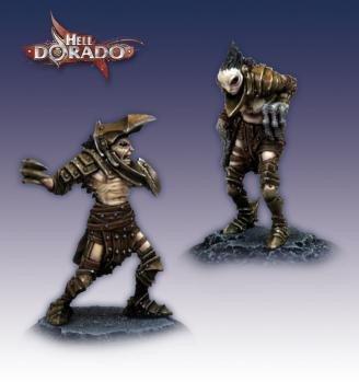Hell Dorado Corvus Tormentors