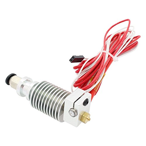 Junsi E3D V6 Metal J-head Hotend Extruder Kit for Bowden Reprap 3D Printer Stampante with wire