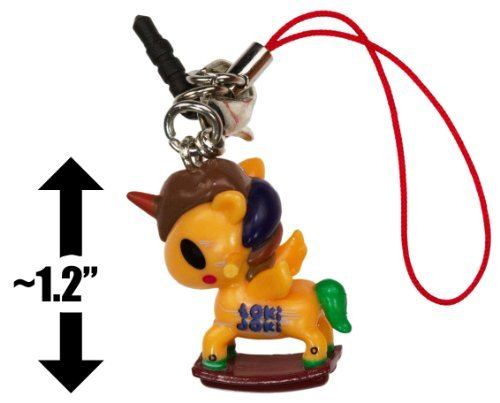"Rodeo ~1.2"" Mini-Figure - Tokidoki Unicorno Frenzies Series #1 - 1"