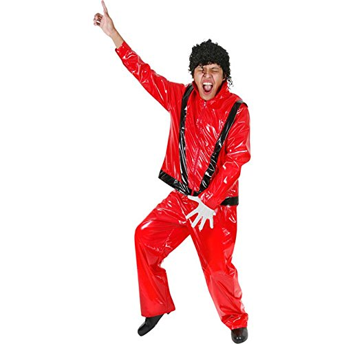 Adult Michael Jackson Thriller Costume (Size: X-Large 48-50)