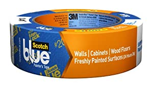 3M Painter's Tape, Delicate Surface, 1.41-Inch by 60-Yard