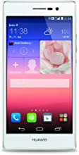 Huawei Ascend P7 Smartphone (5 Zoll (12,7 cm) Touch-Display, 16 GB Speicher, Android 4.4.2) weiß