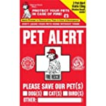 PET SAFETY ALERT 234001 2-Count Stati...