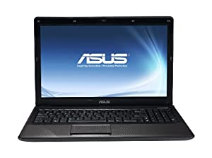 ASUS K52 Series K52JR-X4 15.6-Inch Laptop (Dark Brown)