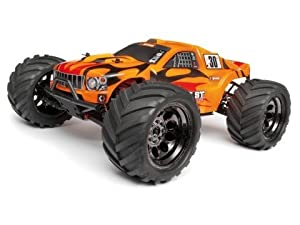 HPI RACING 101660 Trimmed/Painted Bullet Flux ST Body w/Hex Decal