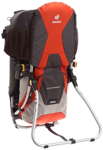 DEUTER Kid Comfort I Backpack, Orange/Black