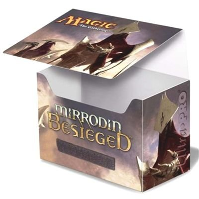 Magic Mirrodin Besieged Side-loading Art Deck Box #82715