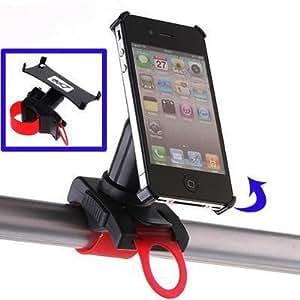Porta telefono da bicicletta per Apple iPhone 4