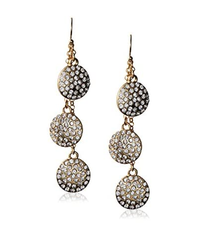 Cohesive Jewels Triple Pave Drops Earrings