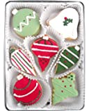 Beautiful Sweets Ornaments Organic Cookies
