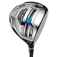 TaylorMade Mens SLDR 430cc TP Golf Driver, Left Hand, 12-Degree, Stiff by TaylorMade