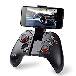 IPEGA PG-9037 Bluetooth Wireless Classic Gamepad Game Controller (with Mouse Function) for iPhone iPad iPod Samsung HTC MOTO Adroid TV Box Tablet PC