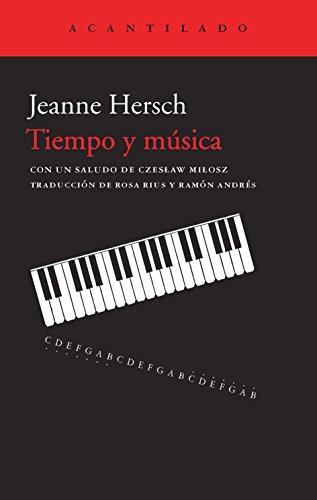 TIEMPO Y MUSICA