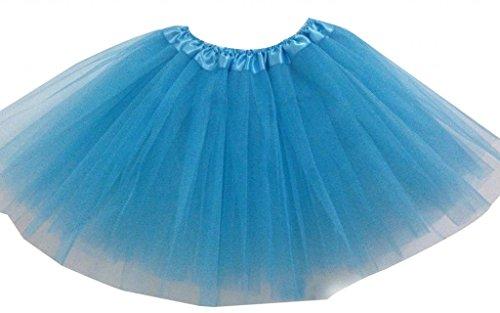 Adult/Women Dance Tutu Layered Organza Lace Clubwear Mini Skirt Party Dress