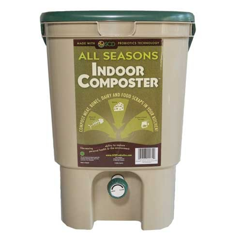 All Seasons Indoor Composter - Tan