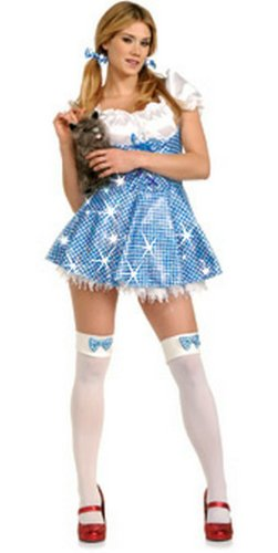 Dorothy Sequin Costume - Adult Costume