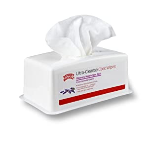 Click Here For Cheap Nature's Miracle Deodorizing Coat Wipes For Sale