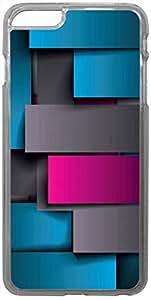 FCS Printed 2D Designer Hard Back Case For Apple iPhone 6S Plus (5.5-Inch) -20247