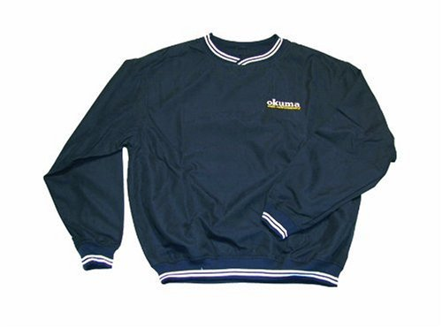 Okuma Golf Pullover Wind Shirt  embroidered Okuma