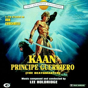 Lee Holdridge - Kaan - Principe Guerriero