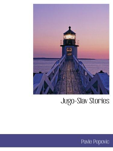 Jugo-Slav Stories