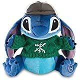 Disney Cozy Cables Stitch Plush Toy -- 11