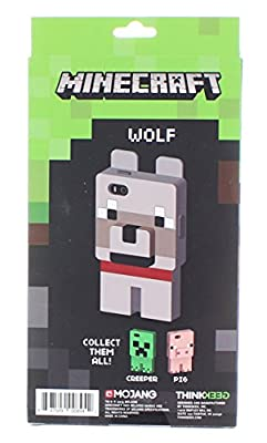 Minecraft Wolf Character Case iPhone 6