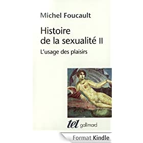 Histoire de la sexualit� (Tome 2) - L'usage des plaisirs