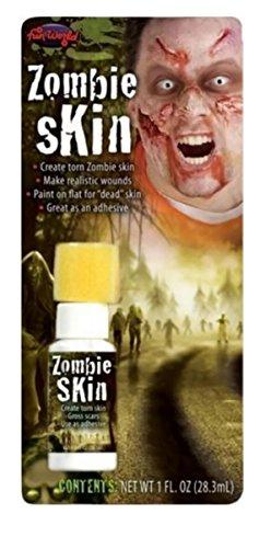 [Zombie Skin Liquid Latex] (Liquid Latex Zombie Costume)