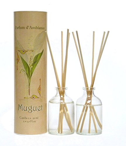 diffuseur parfum muguet
