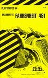 img - for Bradbury's Fahrenheit 451 (Cliffs Notes) book / textbook / text book